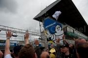 Salut bibendum -Les stands - 24H du Mans