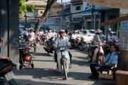 Scooter roi - Vietnam - Ho Chi Minh Ville