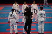 Le trio - Championnat Monde Karaté 2012 - Paris