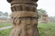 Vestiges de l'empire Kachari - Nagaland - Inde