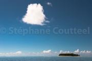 Sur un nuage - Ile au sable - Rodrigues