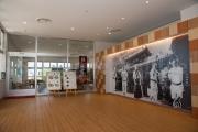 La caféteria et le musée du Kaikan - Naha- Okinawa