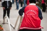 Exercice tai chi - Chenjiagou - Chine