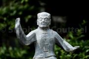 Statuette de maitre Tai chi - Chenjiagou - Chine