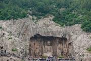 Vairocana bouddha - Grottes de Longmen - Chine