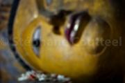 Offrande II - Grottes peintes de Dambulla - Sri Lanka