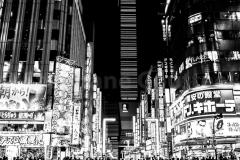 Néons de Shinjuku