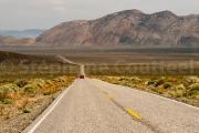 La route - Californie