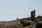 Ombrelle et chapelle - Crete