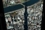 La tour effet - Skytree - Japon