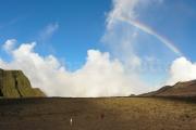 Arc en ciel - Piton fournaise - La Réunion