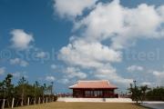 Le Dojo spécial du Karaté kaikan - Naha- Okinawa