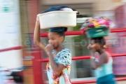 Linge en filé - Mayotte